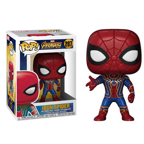 Железный Паук (Iron Spider) #287