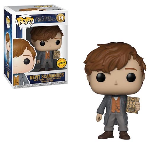 Ньют Саламандер (Newt Scamander) #14 (Chase)