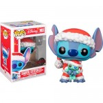 Стич Санта с Чучей (Stitch Santa with Scrump) #983
